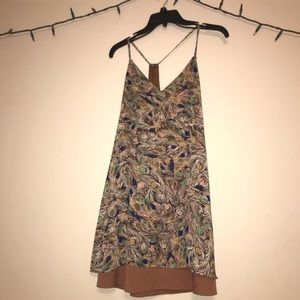 Cute and comfy size M dress
